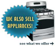 Check Out Our Appliances